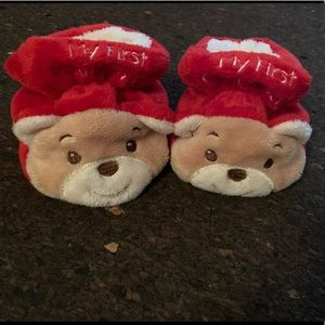 My First Christmas Slippers